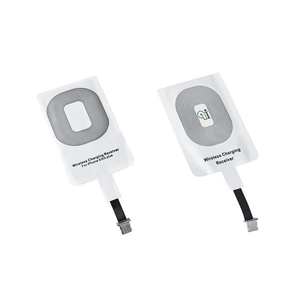 Adaptador de base de carregador sem fio para iPhone