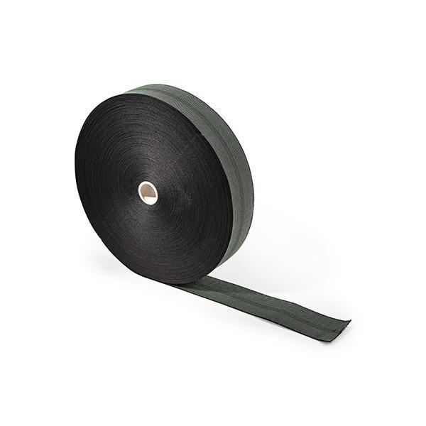 Verde Elastic Webbing 80 milímetros
