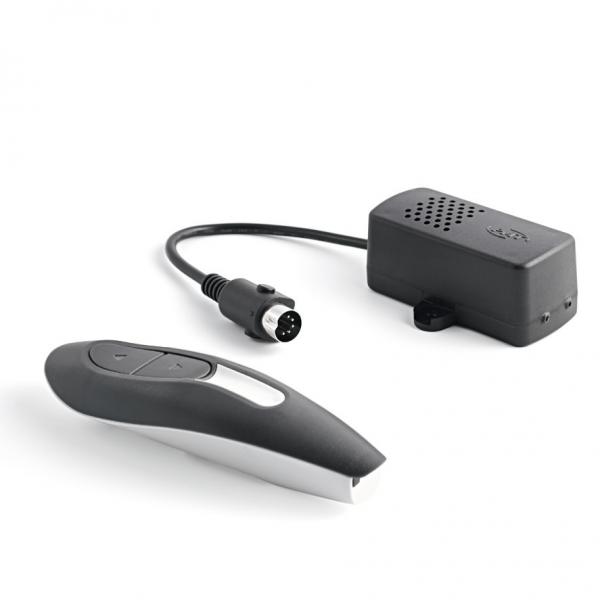 Télécommande sans câble ergonomique - Suministros Lomar